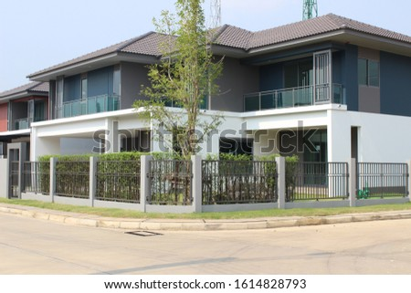 Selling a nice and nice home.House construction Beautiful house