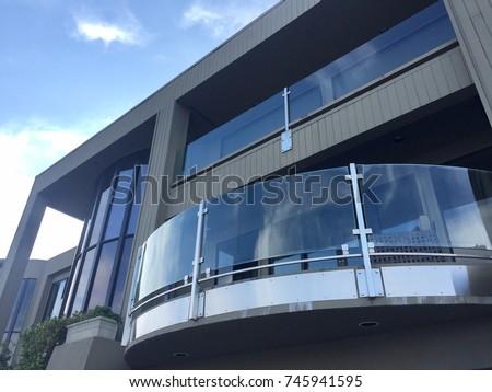 semicircle balcony #745941595