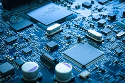Semiconductor motherboard circuit board Semiconductor