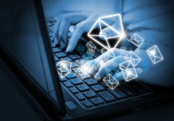 Sending email marketing