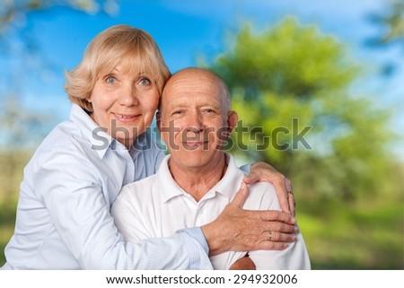 Senior Adult, Senior Couple, Retirement.