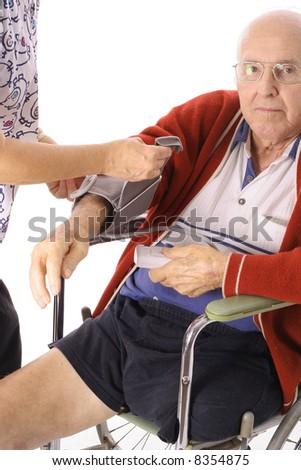senior citizen checkup