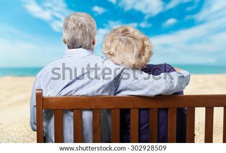 Senior Couple, Senior Adult, Retirement.
