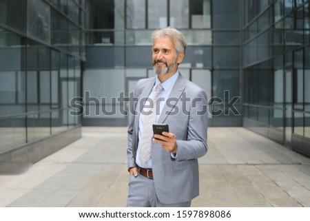 senior model senior senior men business business man