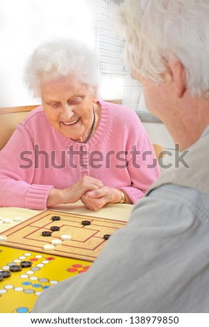 Seniors Afternoon