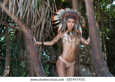 nude Native nude american pictures posing women