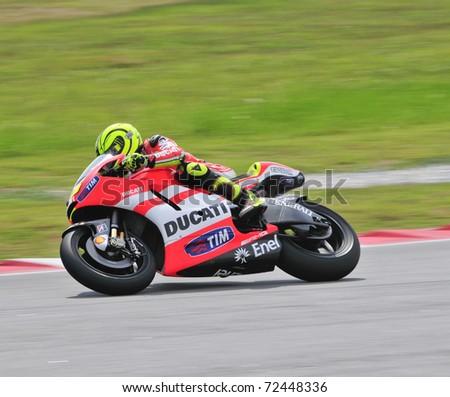 valentino rossi ducati team. Valentino Rossi of Ducati