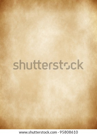 Sepia background - like old paper Stock photo ©