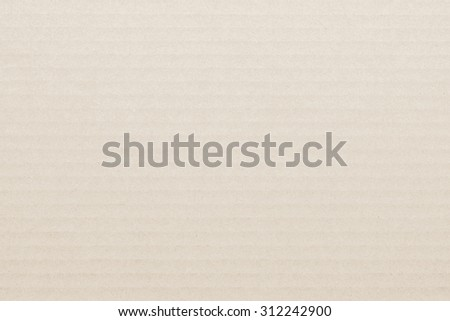Sepia brown vintage color tone corrugated cardboard paper texture patterned background: Recycled cardboard textured pattern grunge detailed backdrop in bright light white sepia grey tan toned colour