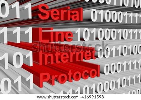serial line internet protocol pdf