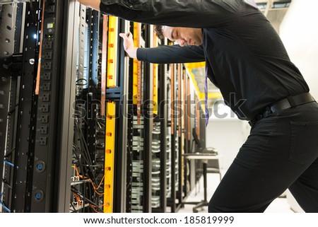 Server frustration