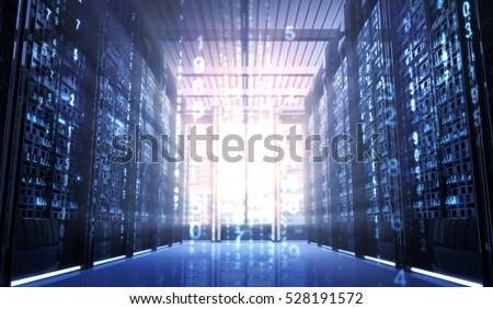 Servers and Code - 3D Rendering