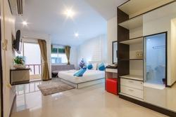 Service Apartment  Room at Patong Beach Phuket Thailand