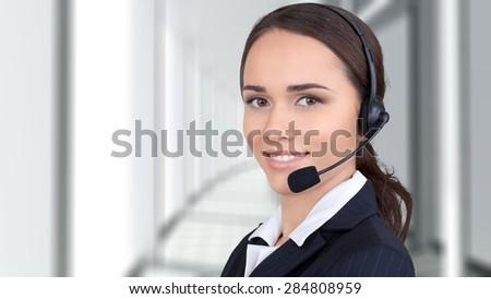 Service, Business, Customer Service Representative.