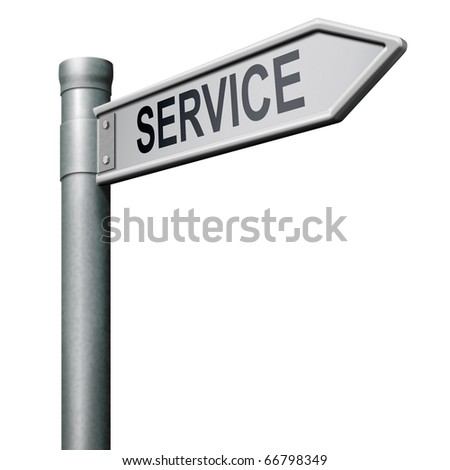 service get online help and support service button service icon isolated arrow