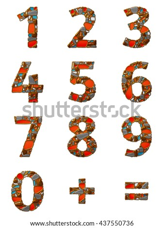 Numbers and Numerals?
