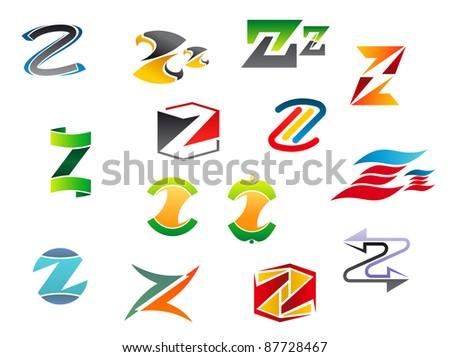 Z  such a logo  Vector  Z Logo Vector