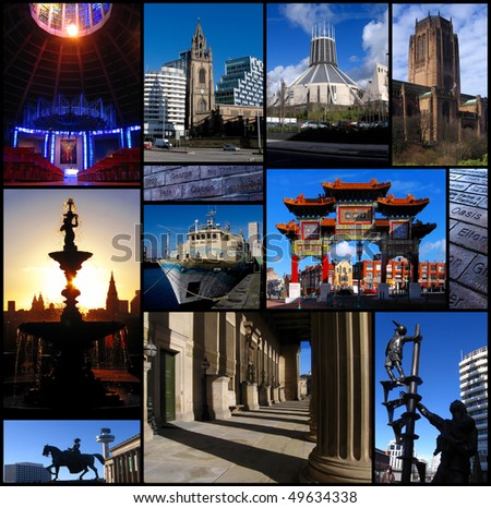 set of fantastic photos in Liverpool, UK