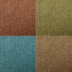 set of four natural canvas textures.