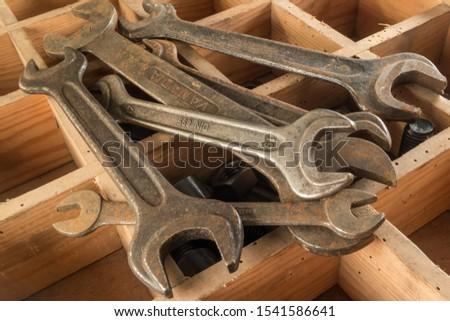 Set of hstoric spanner tools. #1541586641