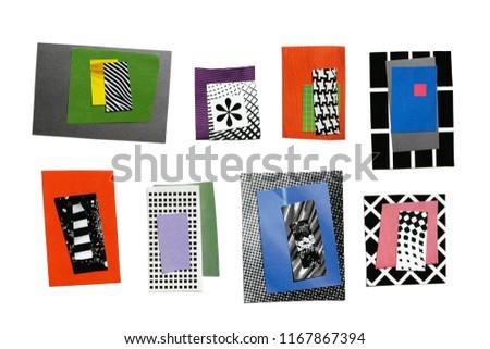 Free photos Vintage paper cut frames. | Avopix.com