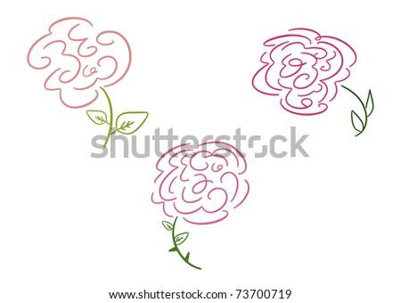 cherry blossom flower drawing. cherry blossom flower art.
