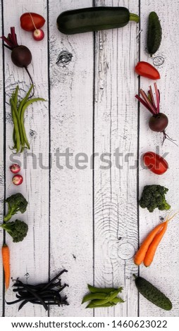 Set of vegetables on a white background. A set of useful vegetables. Fortified food. Raw food