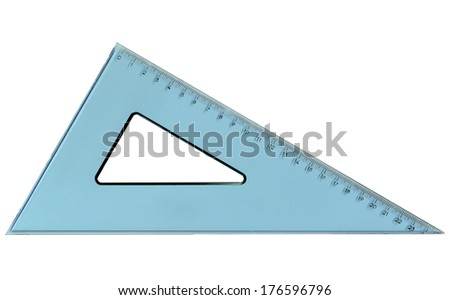 Set square triangle used in engineering… Stock Photo 219714994
