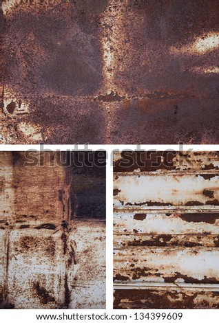 Set texture rust