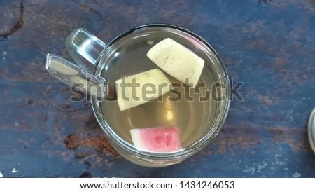 Setup jambu, setup is fruit extract from guava.