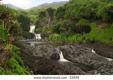 Seven Pools Falls