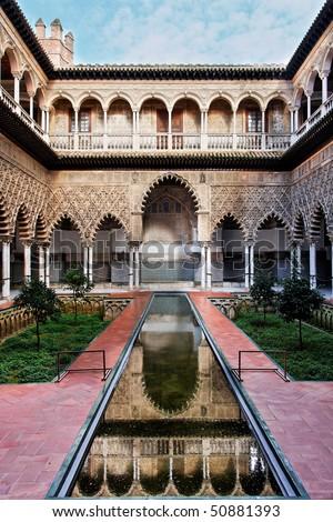 Seville, Real Alcazar