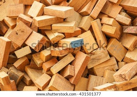 royalty free sew natural wood scraps production 431501365 stock photo. Black Bedroom Furniture Sets. Home Design Ideas