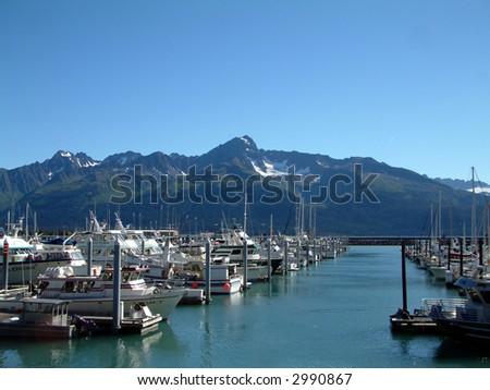 Seward Harbor, Alaska