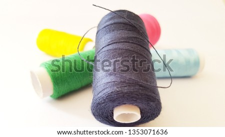 Sewing Cotton Roll #1353071636
