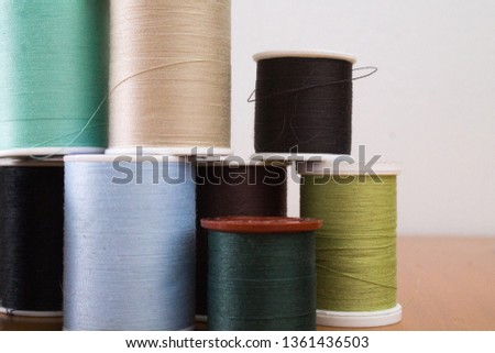 Sewing Thread Spool #1361436503