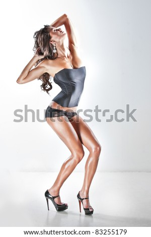 sexual female body