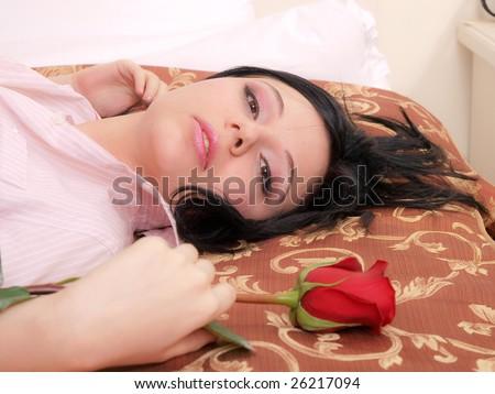 sexy girl erotica rose