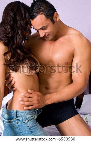 stock photo : Sexy Latino couple. Save to a lightbox ▼. Please Login.