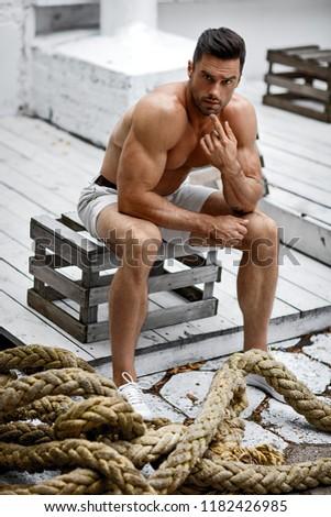 Sexy Male Model