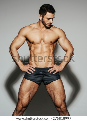 sexy-black-male-muscle