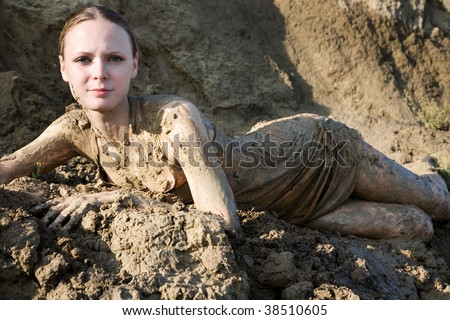 stock photo sexy woman lying in the mud and all stained 38510605 Former Japanese porn star Ai Iijima found dead