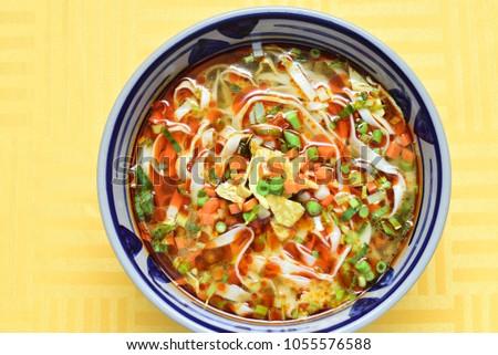 Shaanxi Shaanxi cuisine Chinese cuisine Chinese cuisine Pasta #1055576588