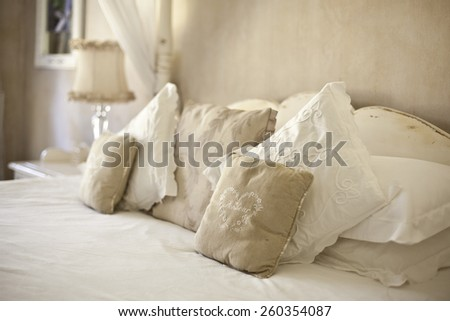 Shabby Chic Interior Design  Stok fotoğraf ©