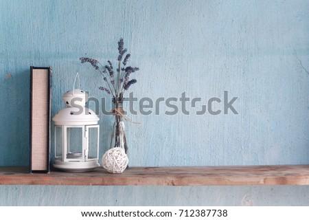 shabby old interior decor for...