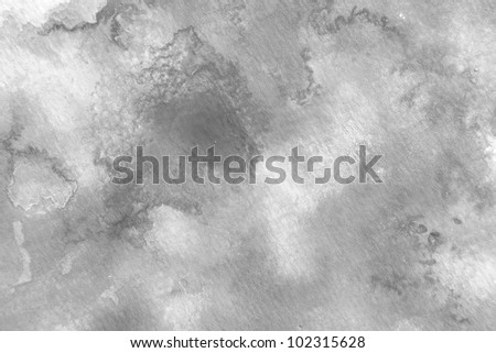 Shades of Grey Watercolor 1
