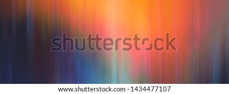 shades of purple, blue and orange abstract motion effect panoramic pattern, great for cards, invitations or as background, cards, invitations