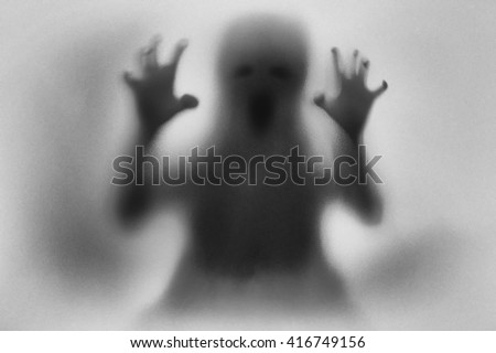 Shadow Demon pretending to haunt the nightmares .