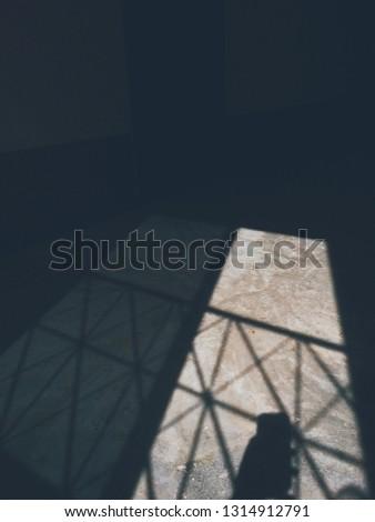shadow lonely sad