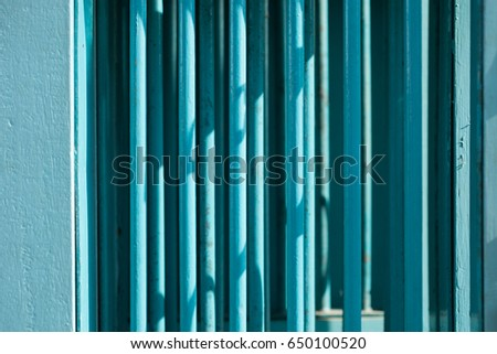 Detail · shadow on the blue grill door #650100520 & Free Blue door with grill Photos | Avopix.com Pezcame.Com